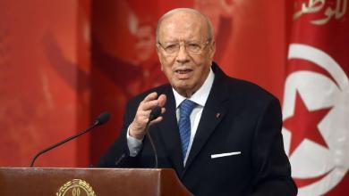 صورة الرئيس التونسي يخسر قضية رفعها ضد مواطن