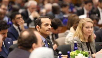 """صورة قطر تعلن عن استضافة """"اجتماع رفيع المستوى"""" . . .  وحل للأزمة السورية"""