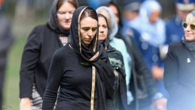 صورة حملة لترشيح جاسيندا لجائزة نوبل للسلام