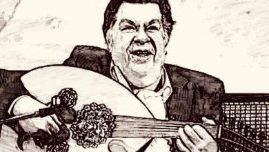صورة الموسيقار العربي عمار الشريعي