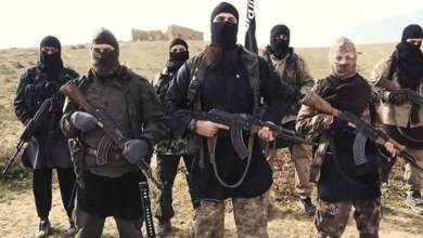 صورة تنظيم الدولة الإسلامية يتوعد بالانتقام