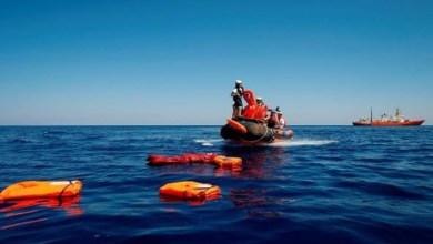 صورة غرق عشرات المهاجرين المتوجهين إلى أوروبا قبالة سواحل تونس