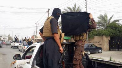 """صورة بين """"البادية"""" و""""الصحراء"""".. هل يعود داعش من جديد؟"""