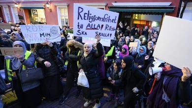صورة المحكمة الإدارية: منع الحجاب يتعارض مع القانون.