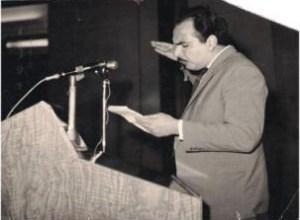 صورة عبد الأمير الحصيري وذكراه الرابعة والأربعون.
