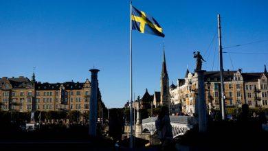 صورة السويد والارهاب .