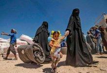 صورة سوريا: التحالف الدولي يفجر خنادق «الدولة» على الشريط الحدودي مع العراق.