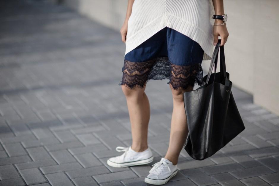 Pol Oversized Knit Lace Skirt Converse Celine Cabas Beige Renegade-7-2 copy