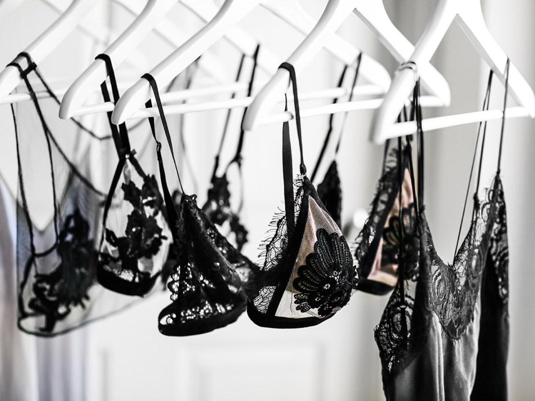 Lace Bralette Lingerie underwear guide