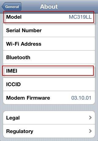 Free IMEI Checker Utility to Check if You Have an AT&T iPhone -