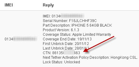 It's Possible to Track Your Stolen or Missing iPhone with its ICCID