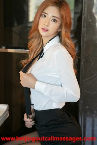 Annie - Beijing Escort Massage Girl