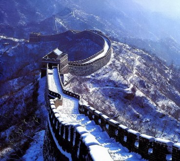 2 Day Beijing Impression Tour  from  129   Beijing Tour Packages     Snow Landscape of Great Wall