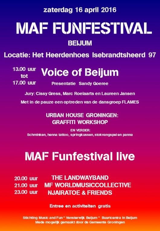 affiche funfestival 2016