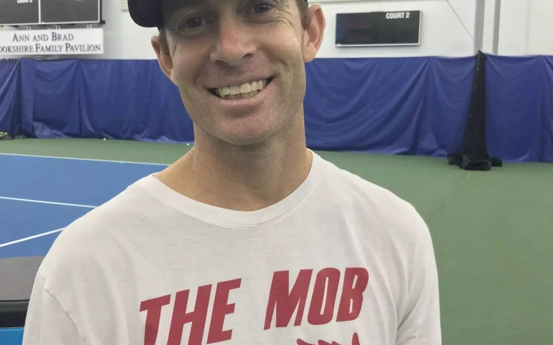 Episode 23 – Podcast with SMU Men's Assistant Tennis Coach Ben Johnson