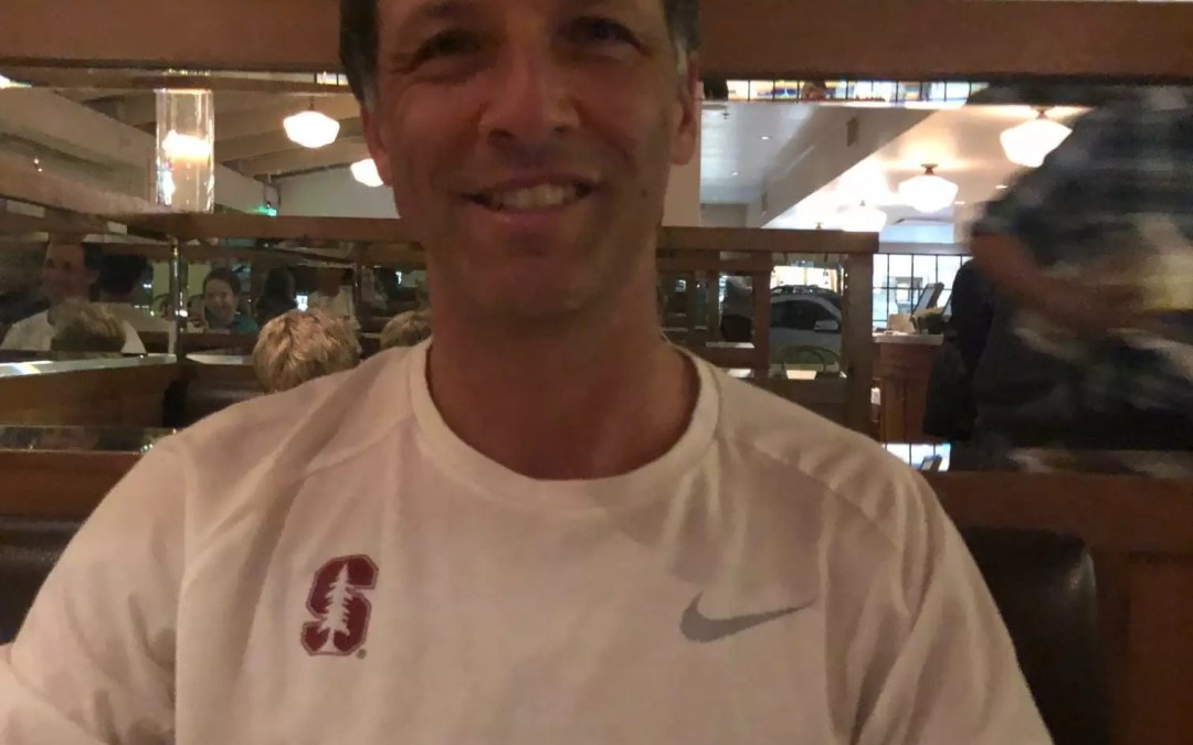 Episode 24 – Podcast with Stanford Men's Tennis Coach Paul Goldstein