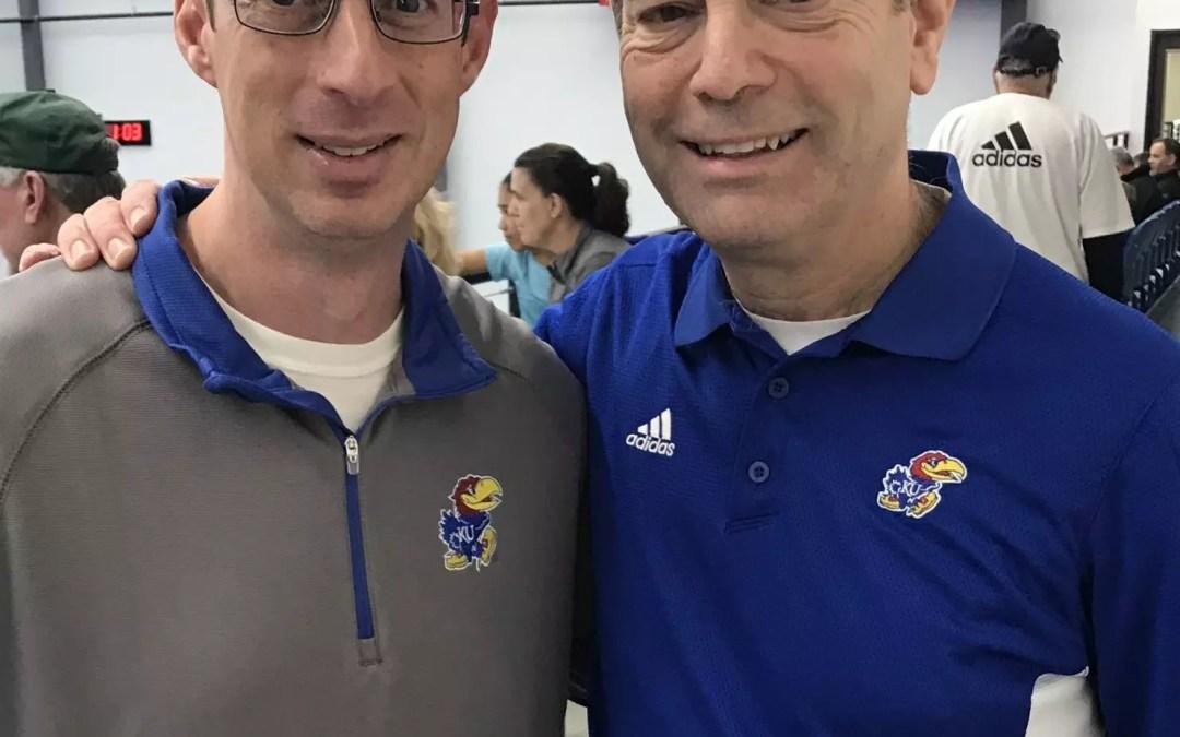 Episode 37 – Podcast with KU Senior Athletics Administrator Jim Marchiony