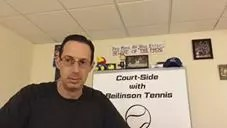 S. 2 1/2, Ep. 19 – Court-Side with Beilinson Tennis with Notre Dame Volunteer Asst. Coach Sam Kercheval