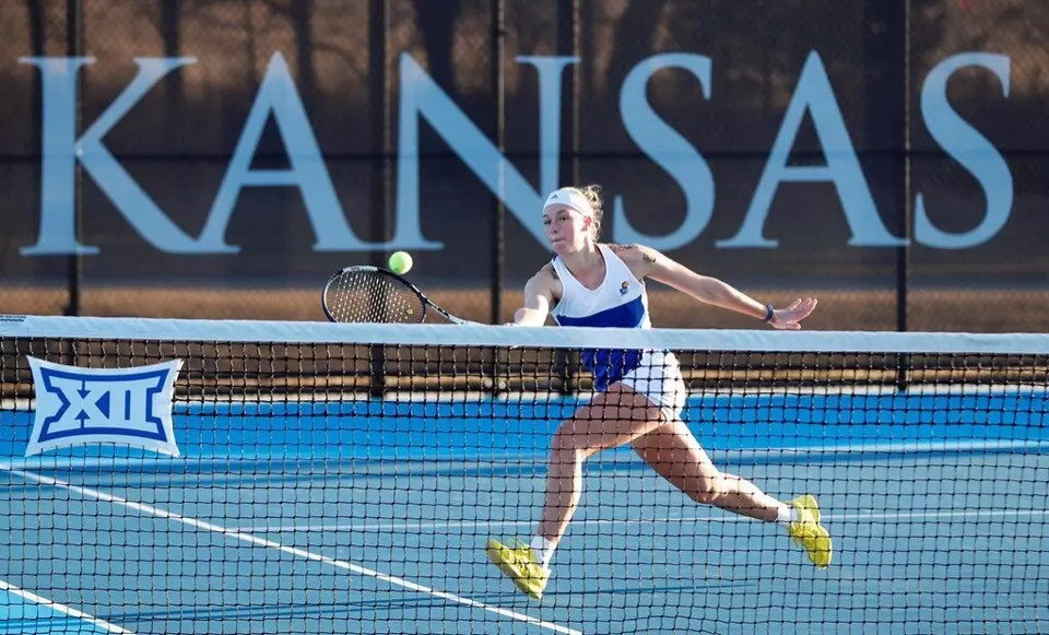 Episode 43 – Podcast with KU All-American Nina Khmelnitckaia