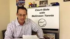 S.2 1/2, Ep. 30 – Court-Side with Beilinson Tennis – New Project!!
