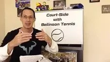 S. 2 1/2, Ep. 34 – Court-Side with Beilinson Tennis – Bianca and Rafa!
