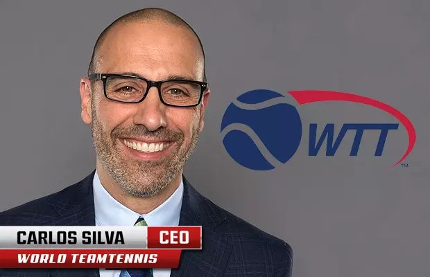 Episode 88 – Podcast with World Team Tennis CEO Carlos Silva