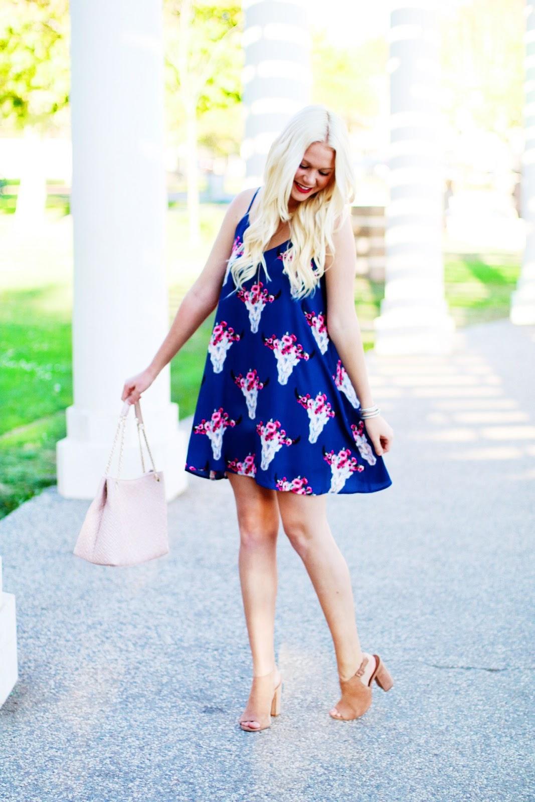 Ella bleu dresses