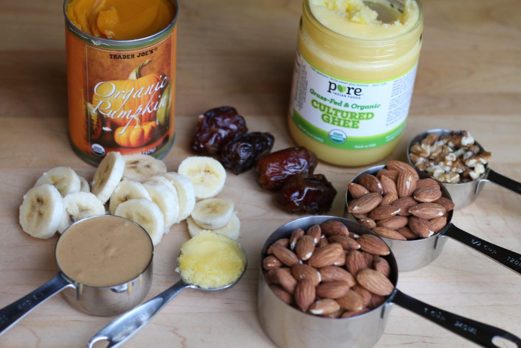 BeingBrigid Paleo Pumpkin Mousse with Almond Crust