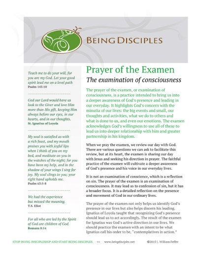Click the images to download the Examen Guide