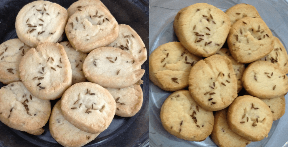 Easy Pissy recipe of Jeera biscuits / Cookies