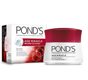 Pond's Age Miracle Wrinkle Corrector SPF 18 PA++