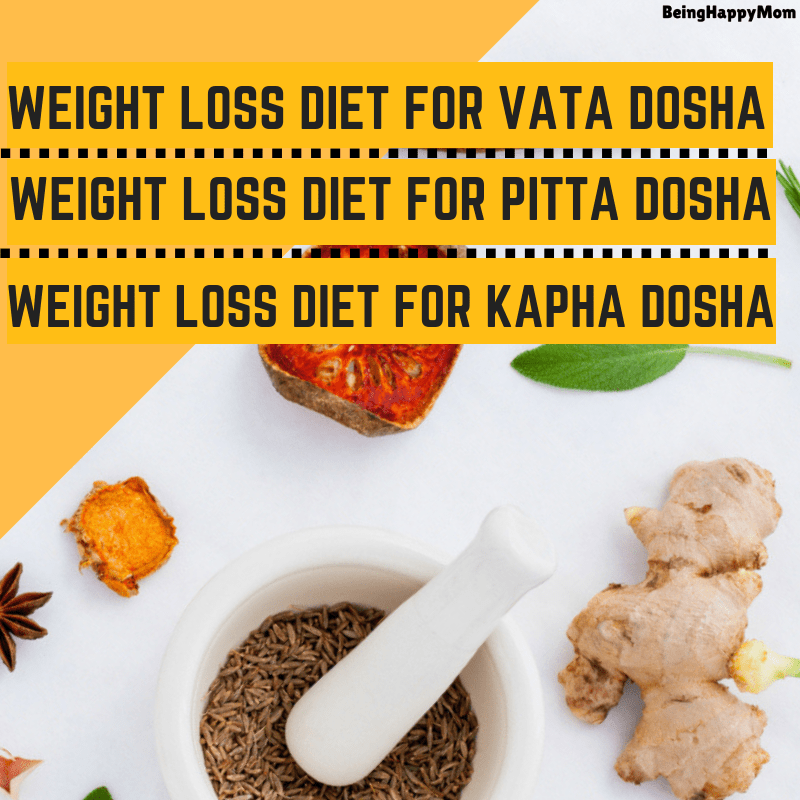 Ayurvedic diet chart for pitta