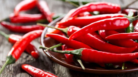 Spice as remedy for sinus