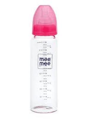 Mee Mee Glass Feeding Bottle