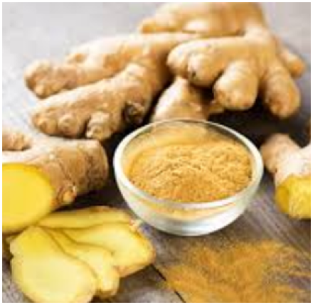 Ginger as remedy for knee pain