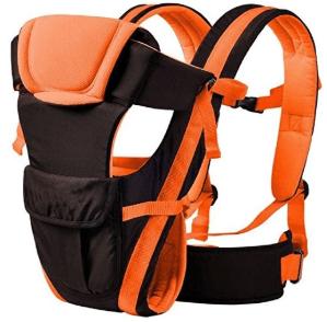 Ineffable Baby Carrier Cum Kangaroo Bag