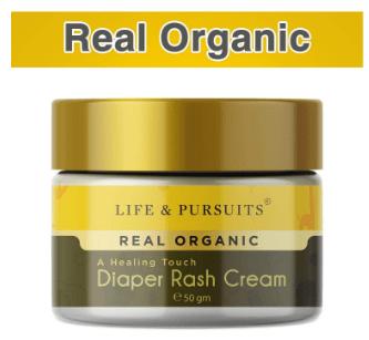 Life & Pursuits Organic Diaper Rash Cream