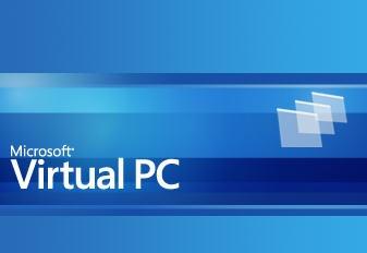 MS Virtual PC - Start