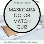 Makeup Match Quiz Saubhaya Makeup