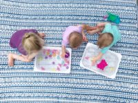 FIVE EASY SUMMER ACTIVITIES FOR BABIES AND TODDLERS