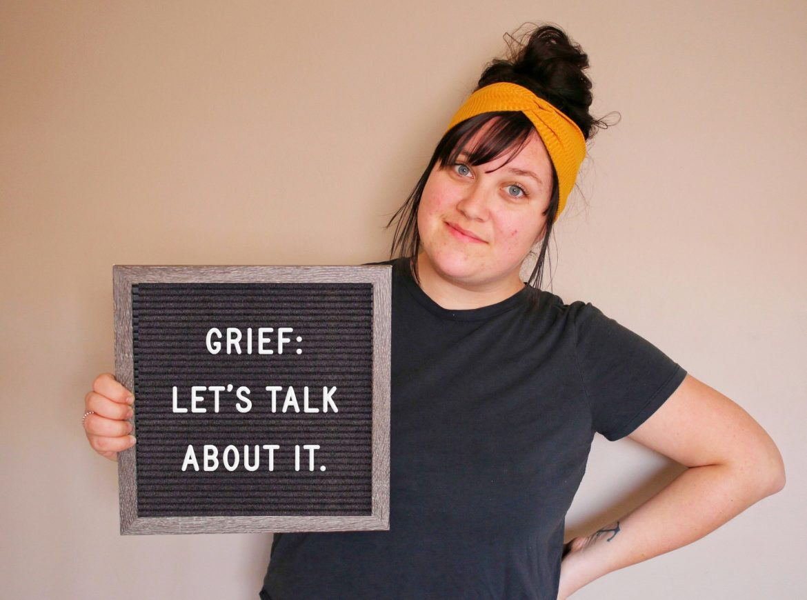 Processing Grief During a Pandemic.