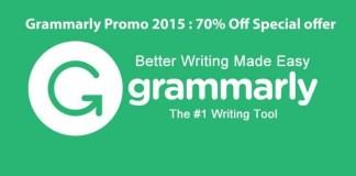grammarly promo