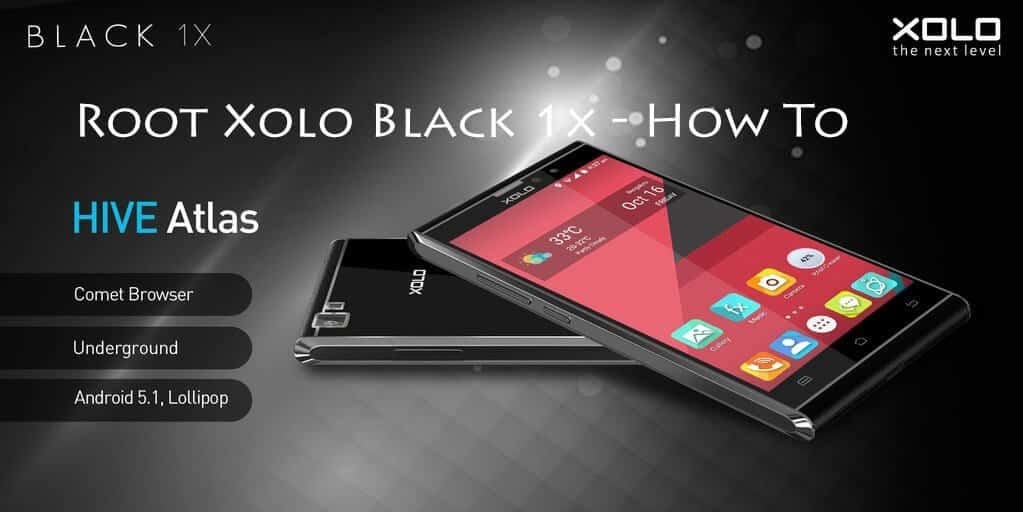 Root Xolo Black 1x – How To