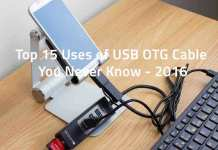 USB OTG cable