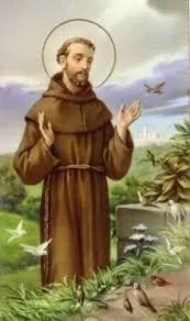 4. This saint is the patron saint of animals