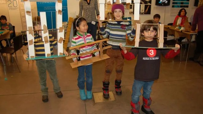 Maybe you could use one of the designs that these children have made
