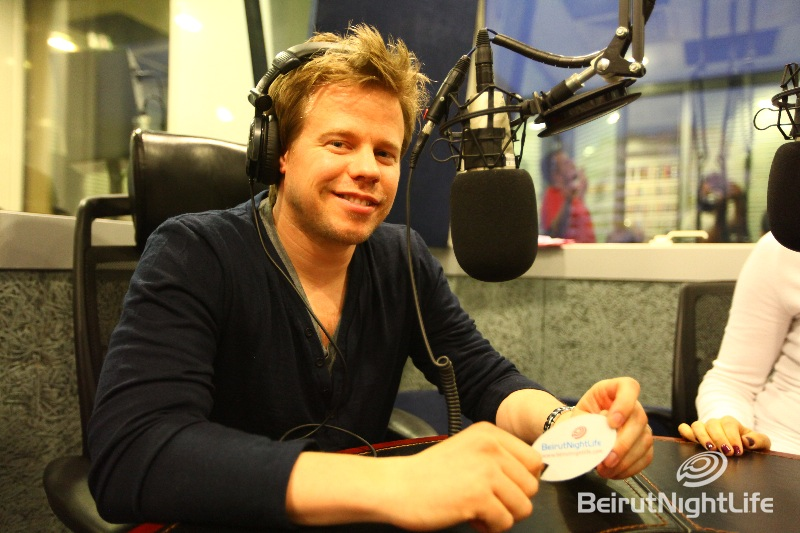 "Ferry Corsten Live Interview ""EXCLUSIVE BNL"""