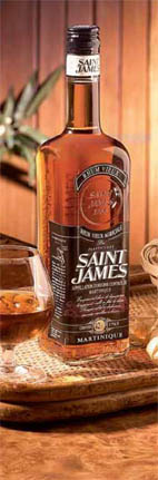 st. james extra old rum
