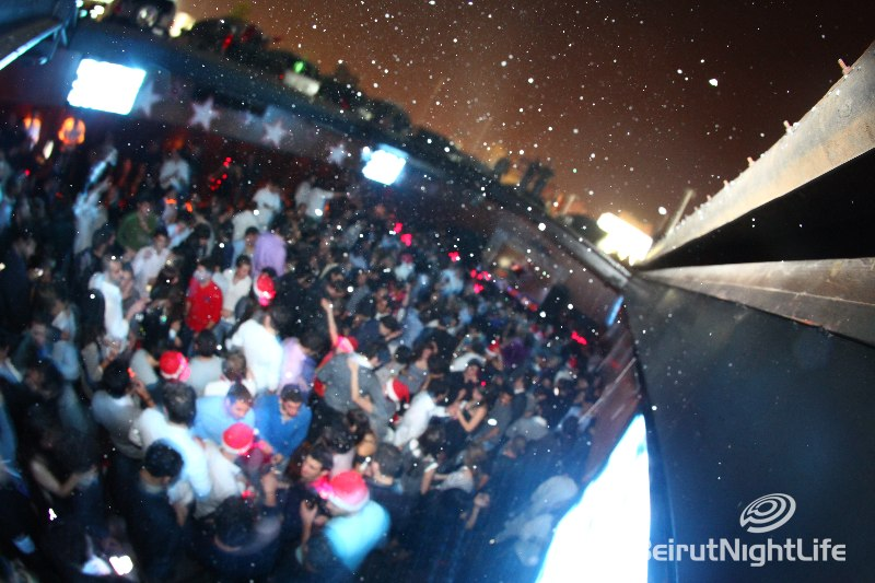"B018 Christmas Event with BigAl ""Ready Mix Records v5 Beirut"""