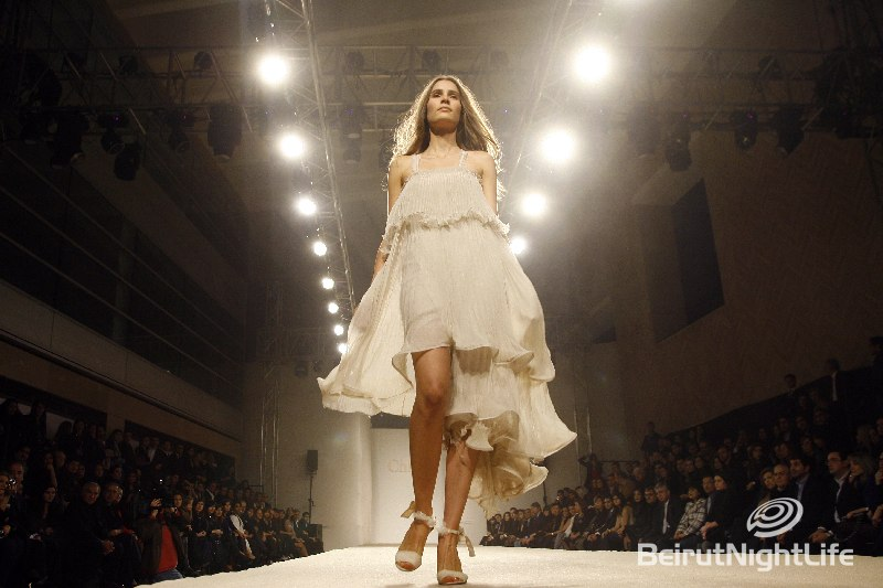 Chloe Fashion Show Beirut